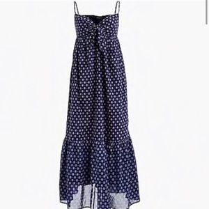 J Crew cotton beach dress XS NEW with tags